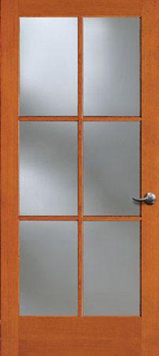 New Doors from Simpson   Browse Door Types and Styles (possible study door with waterglass)