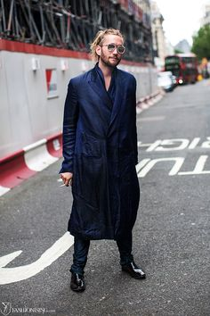 15 street style looks from London men's: day 1 - Fashionising.com