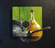 Saveurs du sud - tableau acrylique Creations, Painting, Art, Repurposed, Acrylic Board, Art Background, Painting Art, Kunst, Paintings