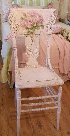 Shabby Chic chair