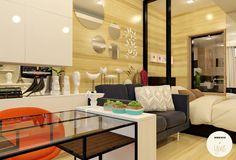 Small apartment 30 sqm.
