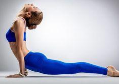 10 поз йоги, чтобы помочь потерять жир на животе