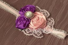 I want to buy lots of little headbands and bows!!!