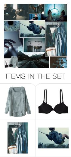 """""""–i wish that i could wake up with amnesia, and forget about the stupid little things. like the way it felt to fall asleep next to you, and the memories i never can escape–"""" by qu33n-kath3rine ❤ liked on Polyvore featuring art"""