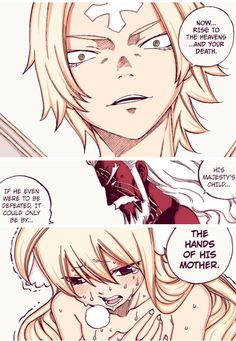 Mavis is literally his mother... WHAT THE HELL... // chapter 509