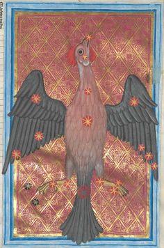 Astrologische Handschrift für König Wenzel IV. von Böhmen 14. Jh. Clm 826 Folio 38