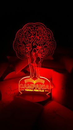 Led Red Campania Terra Fertile