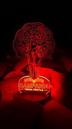 Led Red Campania Terra Fertile