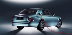Rolls-Royce Says It's Time for Them to Give Up Combustion Engines and Pursue Electric Cars