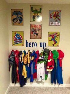 Hero up
