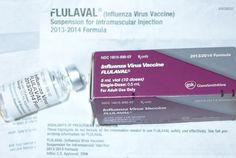 CLICK NA IMAGEM : A vacina da gripe tem mercúrio superior 25.000 vezes o nível de EPA para a água..E o que é pior, não há ensaios controlados.