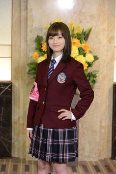 Japanese School Uniform, School Uniform Girls, Girls Uniforms, School Uniforms, Asian Woman, Asian Girl, Cool Outfits, Fashion Outfits, Women Ties