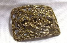 Vintage Hair Clip Barrette Made in France by SophiesHatsandMore, $25.00