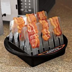 Microwave Bacon Cooker @ Fresh Finds on Wanelo