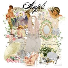 Heaven's angels... (For the lovely Ruth Michelle (bday may 11th)), created by forget-me-not