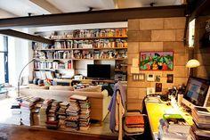 My dream's office...