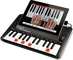 ION Audio PIANO APPRENTICE 25-note Lighted ... by ION Audio for $89.99