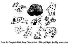 8 pics of moses and the ten plagues coloring pages moses ten