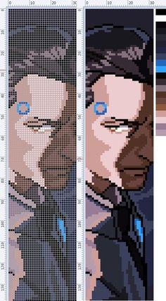 Pixel Art Templates, Perler Bead Templates, Anime Pixel Art, Art Anime, Alpha Patterns, Loom Patterns, Fuse Beads, Perler Beads, Cross Stitch Art