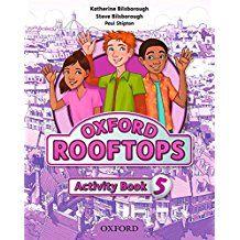 Rooftops 5. Activity Book - 9780194503686