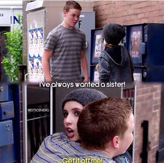 We're The Millers Tv Show Quotes, Movie Quotes, Wtf Funny, Hilarious, Will Poulter, Maze Runner Funny, Perfect Word, Funny Movies, Funny Posts