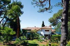 House tour: the tattoo-walled, French Riviera home of artist Jean Cocteau - Vogue Living