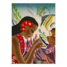 Resultado de imagem para imagens tropicais vintage