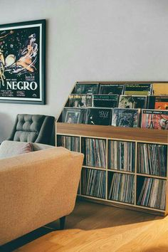 69 Best Vinyl Record Shelf Images In 2018 Concrete Furniture