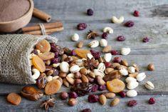 Frutas secas: saborosas e cheias de saúde