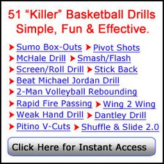 Motion Offense Basketball Drill the site has everything though