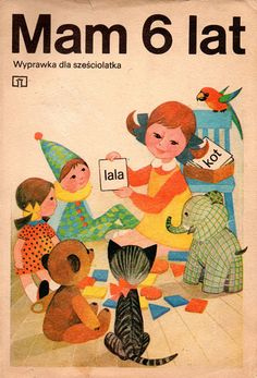ilustration Kliknij, by powikszy - Andersen's Fairy Tales, Preschool Books, Inspiration For Kids, Quote Posters, Retro, Vintage Children, Cool Toys, Vintage Toys, Childhood Memories