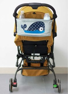 Bottle And Diaper Bag Stroller Accessories New Baby Equipment Carriage #Unbranded