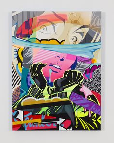 BY POSE Pose is a graffiti and street-art artist. Art Et Illustration, Illustrations, Graffiti Art, Pop Art, Ouvrages D'art, Art Poses, Arte Pop, Cultura Pop, Art Design