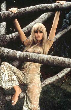 Brigitte Bardot by Sveeva Vigeveno. @thecoveteur
