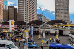 City hustle and bustle Bustle, Cape Town, Times Square, Street View, City, Photography, Travel, Fotografie, Photograph