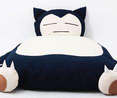 Pokemon Snorlax Bed