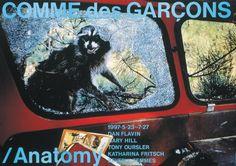 Vintage Commes Des Garcons Advertisements –