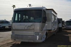 1999 American Eagle Beautiful Condition 1999 American Eagle Diesel Pusher with Impeccable miles, 350 Horsepower, Slide, Full Body Paint Call for more info Full Body Paint, Buying An Rv, Recreational Vehicles, Diesel, Eagle, Adventure, American, Stuff To Buy, Beautiful