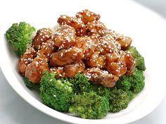 Sesame chicken. Craving.