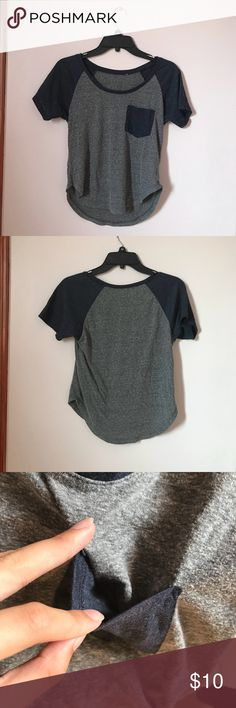 Pacsun Pocket T-Shirt never worn no flaws except for MISSING LABEL PacSun Tops