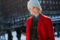 Hello NYC — The Locals – Street Style from Copenhagen and elsewhere