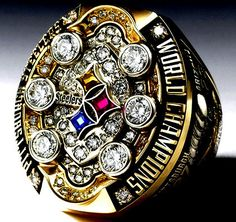 Pittsburgh Steelers 6 Time Super Bowl Champion Ring -  59.00 • Size 11 •  Solid brass 654df1f19