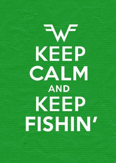 ... keep fishing.