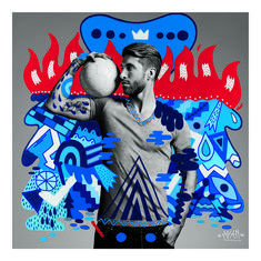 sergio ramos pepsi The Art of Football
