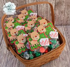 Doxie Mel Designs: Reindeer Christmas Treats!