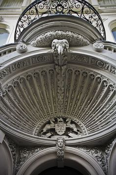 Details, details...Ludgate Hill, detail, London, UK, photo by Kotomicreations via Flickr.
