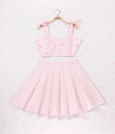 I like this, but I think it's a little too catchy. Maybe change the color of the top? Or the skirt?