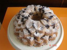 una chispa de dulzura: Bundt Cake de Limon y Arandanos