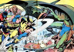 John Byrne's X-Men in the Savage Land