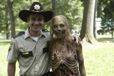 The Walking Dead ... @Leslie Campbell